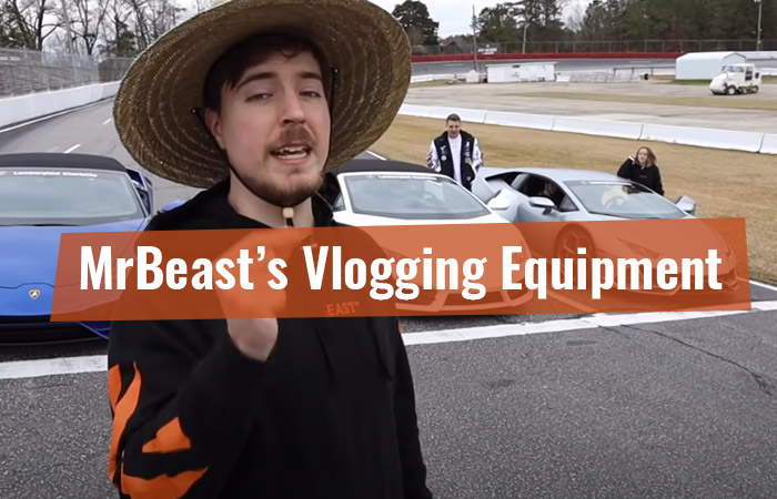 What Camera And Mic Does MrBeast Use?