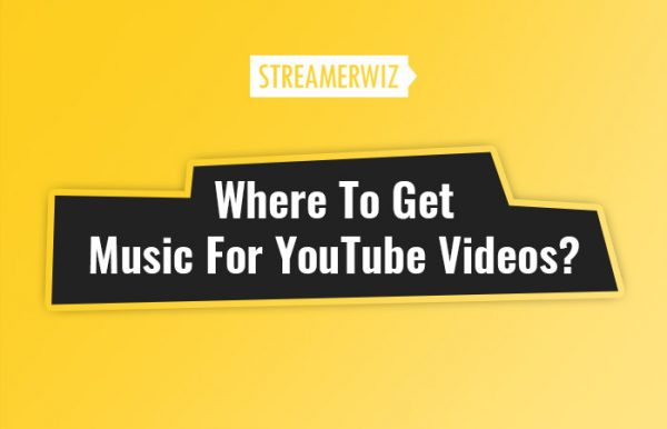 where to get music for YouTube