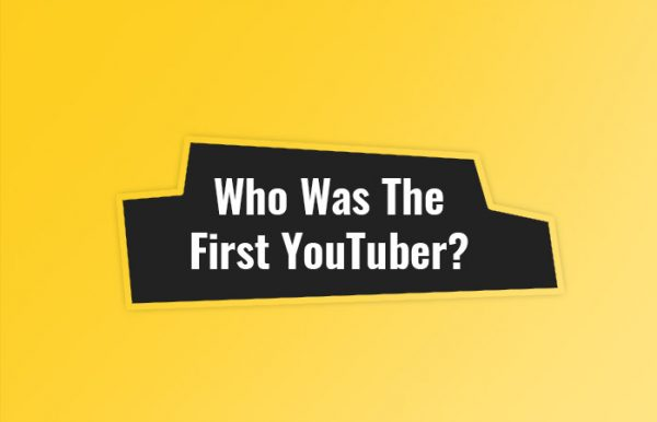 who was the first youtuber