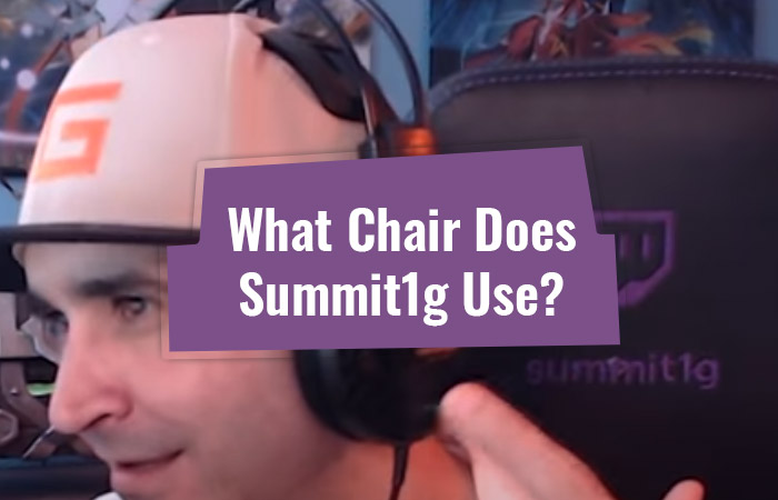 what chair does summit1g use