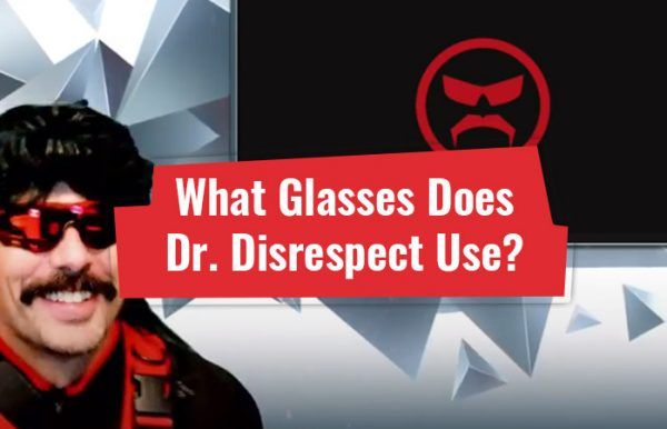 what glasses does dr disrespect use